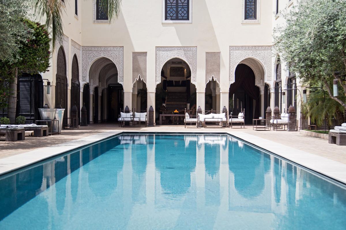 The Best Spa In Marrakech La Villa Des Orangers Oh My Hype